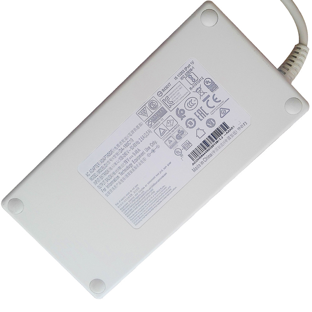 Charger Adapter and Cord for LG DA-180C19 EAY64449302 Power Supply