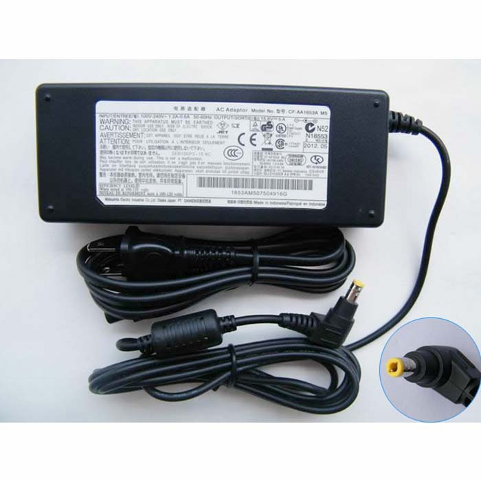 Charger Adapter and Cord for Panasonic ToughBook CF-73 CF-29 CF-30