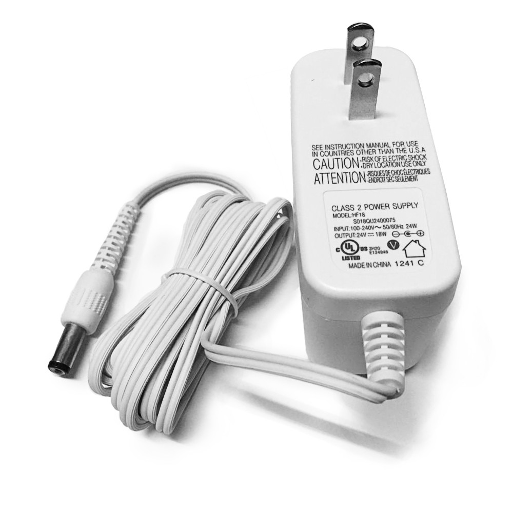 Charger Adapter and Cord for Philips HF3520/3485/3480/3471/3470 Wake-Up Light EXCELLENT