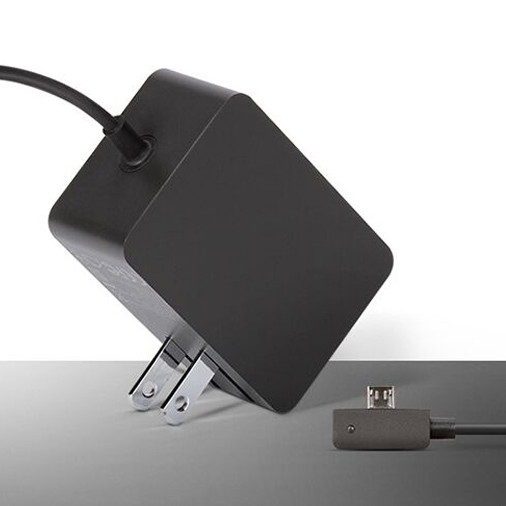 Charger Adapter and Cord for Microsoft Surface 3
