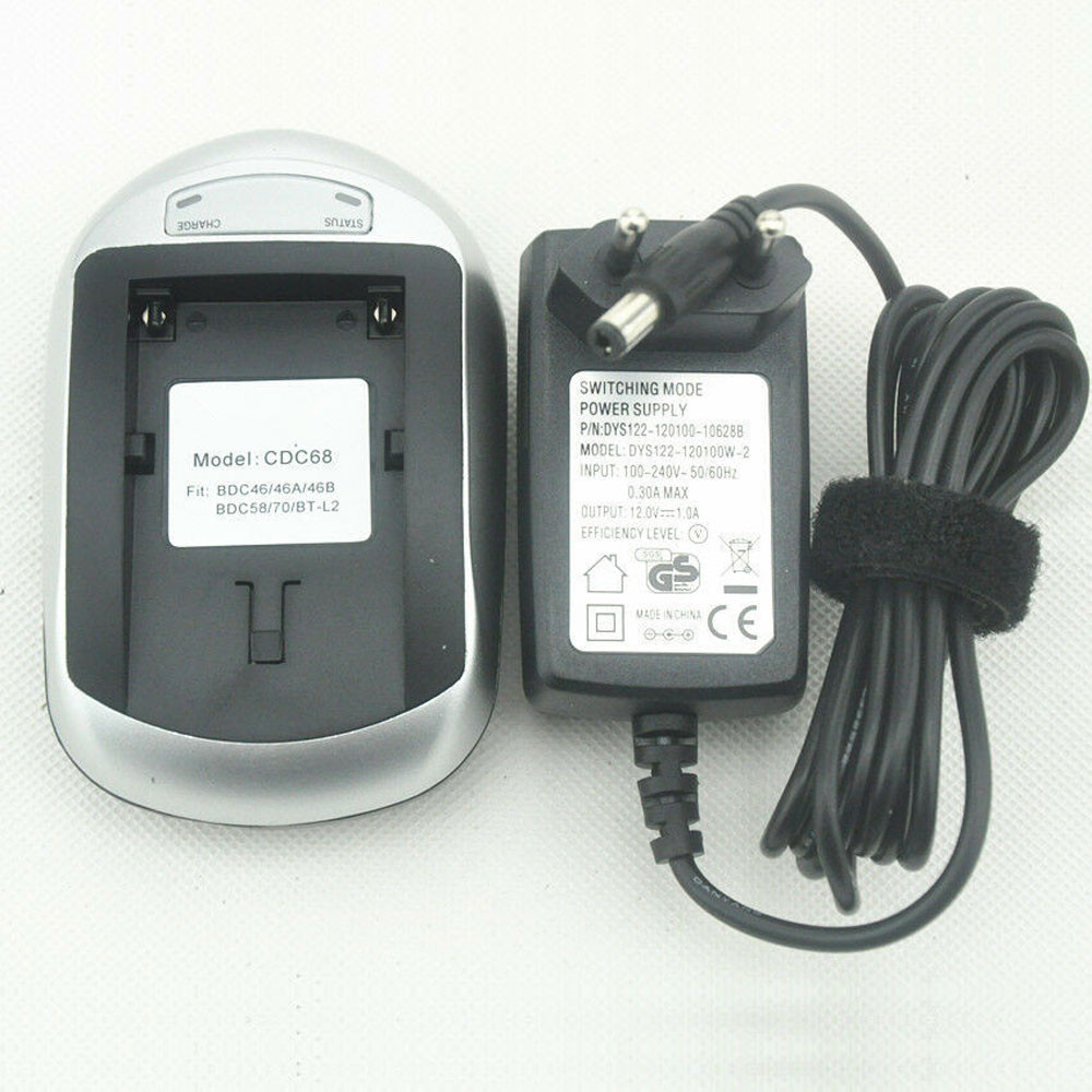 Charger Adapter and Cord for SOKKIA SCT6