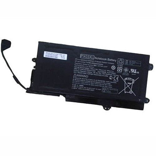 50wh HP 714762-421 Series Replacement Battery HSTNN-LB4P PX03XL 11.1V