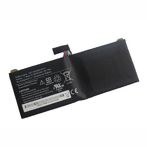 20.7wh/2800mAH UNIWILL L07-2S2800-S1C1 Replacement Battery L07-2S2800-S1C1 7.4V