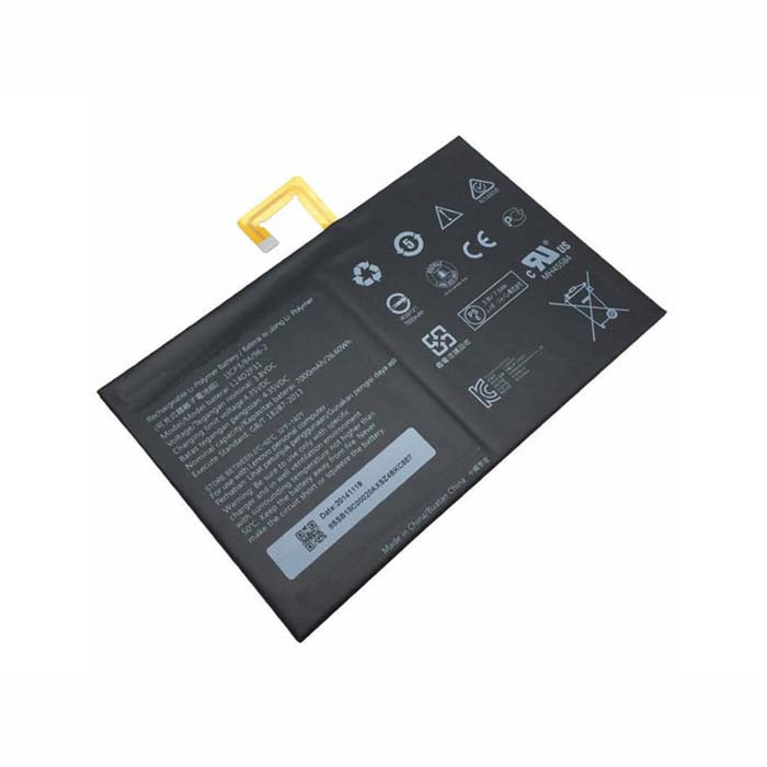7000mAh/26.60wh Lenovo Tab 2 X30F X30M A10-70F Replacement Battery L14D2P31 3.8V