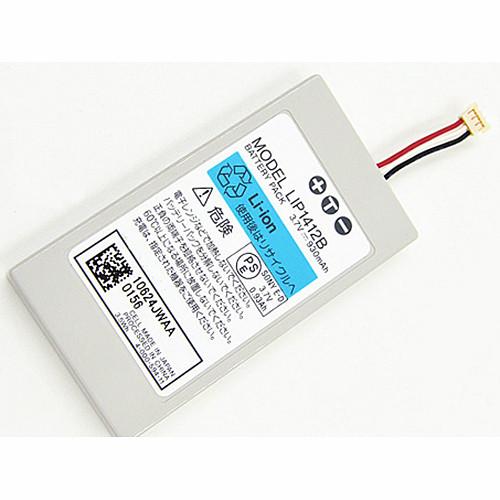 930mah SONY PSP GO PSP-N1000 PSP-N1001 PSP-N1002 PSP-N1003 3.7v LIP 1412 Replacement Battery LIP1412 3.7V