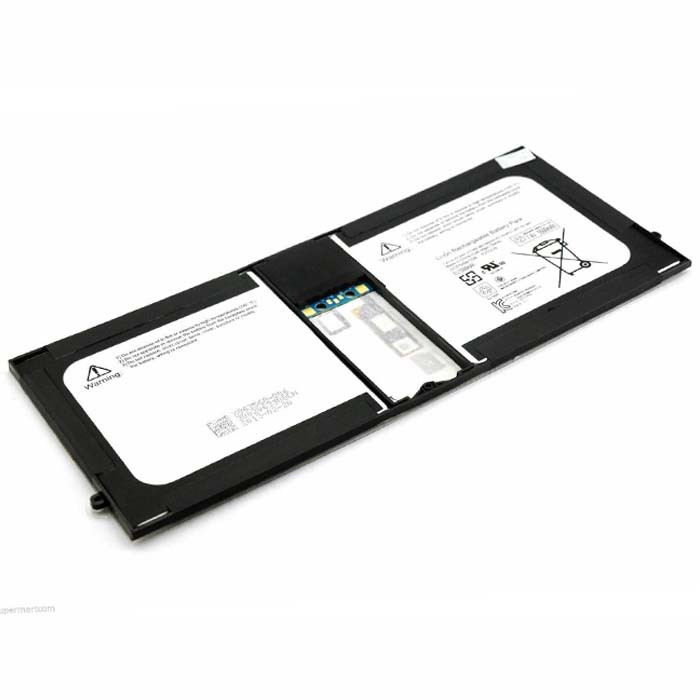 5676mAh Microsoft Surface Pro 1 2 II Table LG Chem Replacement Battery P21GU9 7.4V