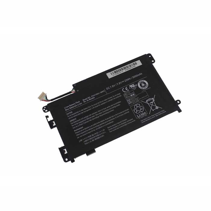 23wh/3000MAH Toshiba Click W35DT PA5156U-1BRS P000577240 Replacement Battery PA5156U-1BRS  7.6V
