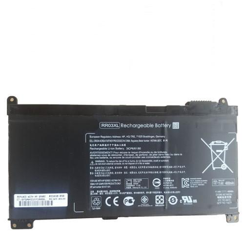 4000mAh HP 851610-850 851477-541 Replacement Battery HSTNN-UB7C RR03XL 11.4V