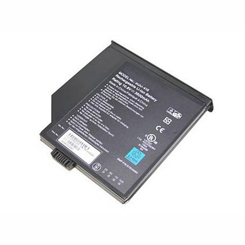 3600mAh Gateway M280 CX200 laptop Replacement Battery SQU-415 10.8V