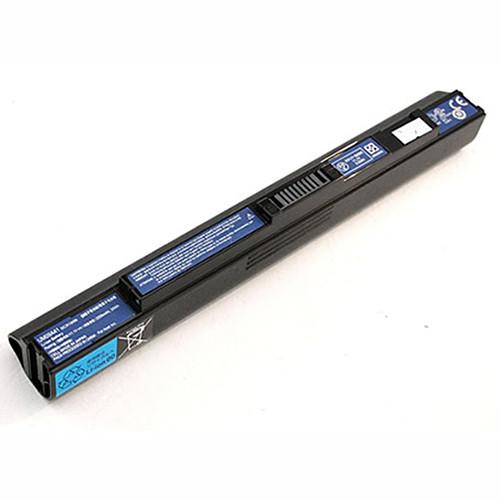 2200mah Acer Aspire One AO531H AO751 Replacement Battery UM09A31 UM09A41 11.1V(compatible with 10.8V)