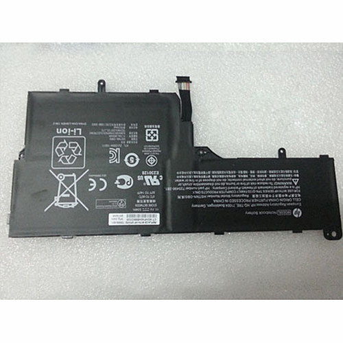 33Wh/2950mAh HP SPLIT x2 13-M 13-M010DX Tablet Replacement Battery WO03XL 725606-001 11.1V