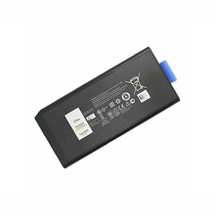 65WH Dell Latitude E7404 E5404 Replacement Battery 4XKN5 11.1V